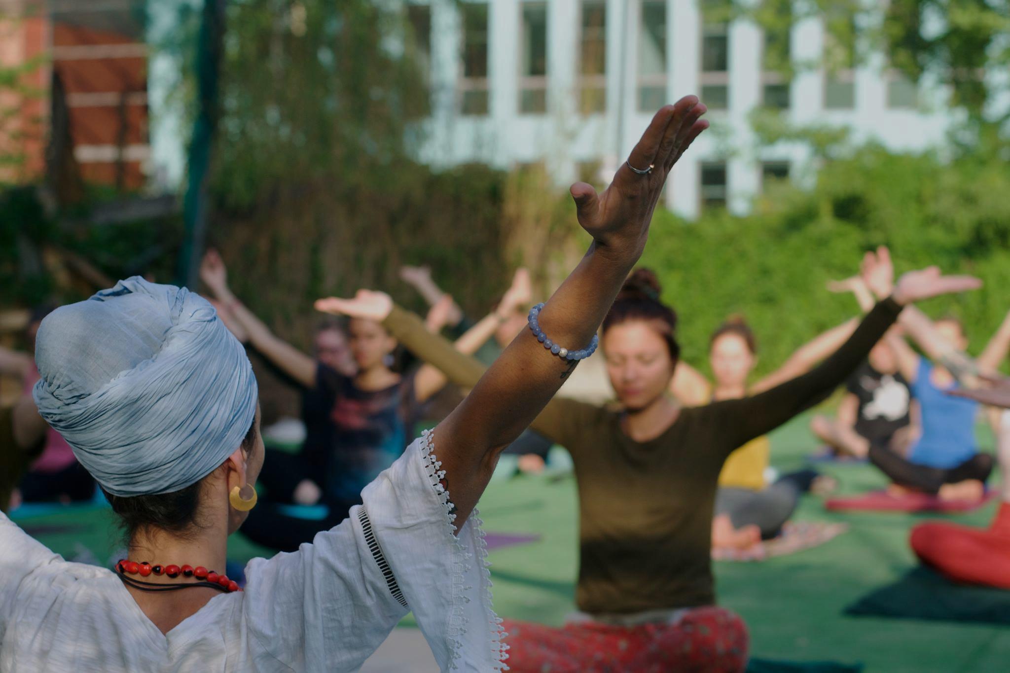 Corsi di Yoga con Elisabetta Bagnato